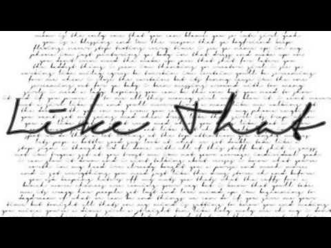 Jack and Jack ft Skate- Like That (OFFICIAL AUDIO)