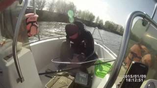 видео Ловля судака в апреле 2017