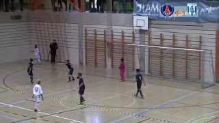 * CSI Talent Cup U11 2014, Finale PSG-Lausanne-Sport