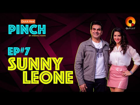 Sunny Leone | Quick Heal Pinch by Arbaaz Khan | QuPlayTV Mp3