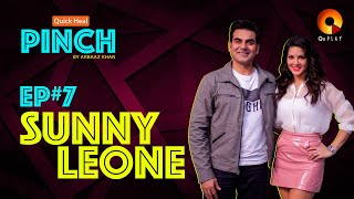 Sunny Leone | Quick Heal Pinch by Arbaaz Khan | QuPlayTV