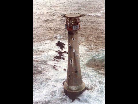 Lighthouses Of England,  Eddystone Lighthouse,  Plymouth