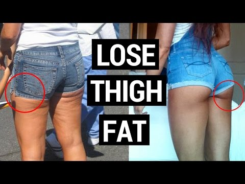 How to Fix Cellulite | Butt and Thigh Fat Burning Interval Workout