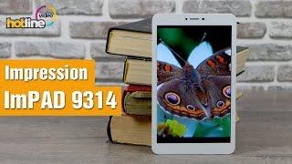 Обзор планшета Impression ImPAD 9314