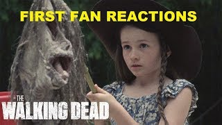 The Walking Dead Season 10 Comic-Con Trailer FAN REACTIONS