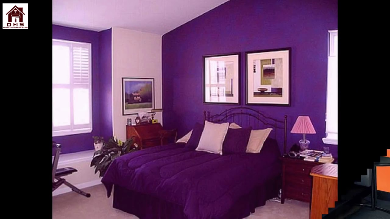 Paints Colour Combination For Bedroom Walls @Dhiman Hardware Store