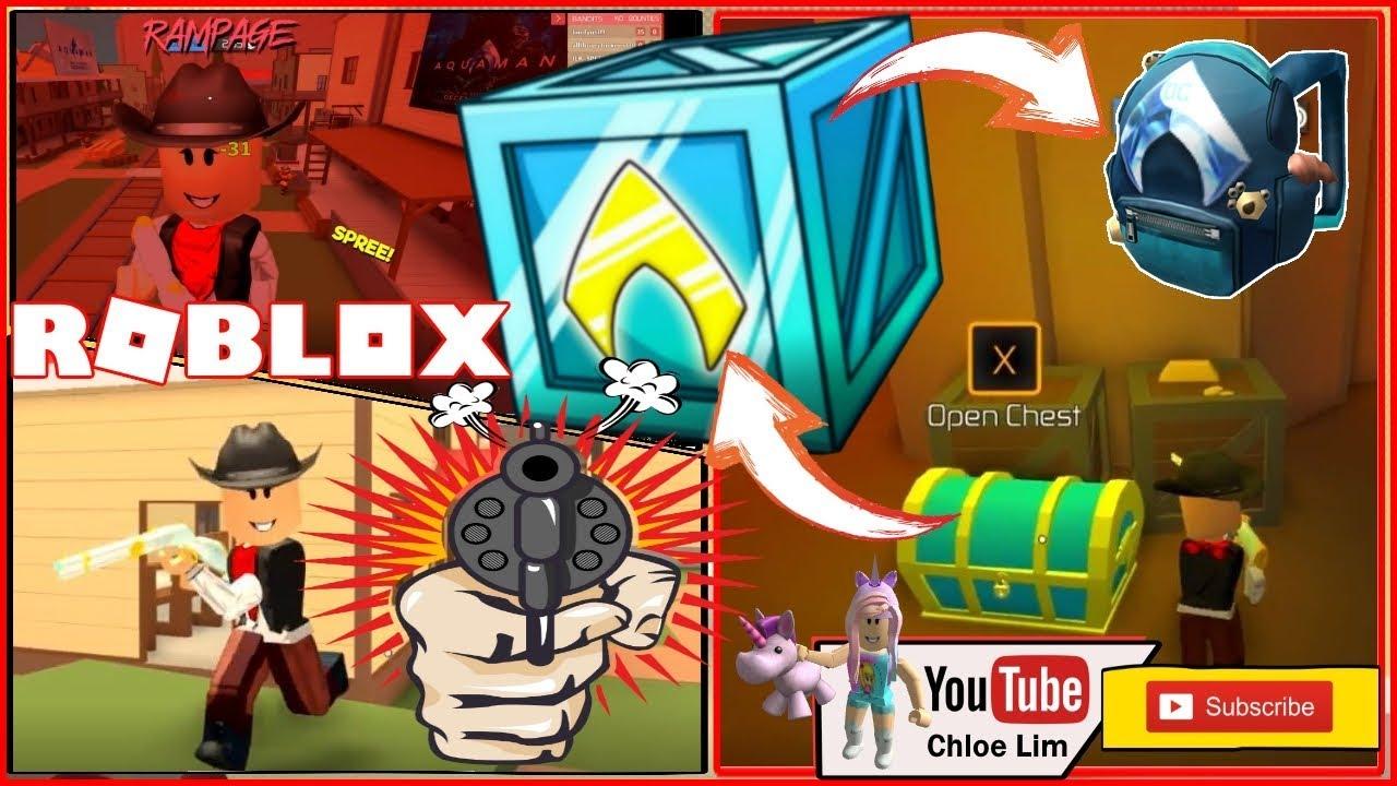 Roblox Gameplay Bandit Simulator Part 2 Getting The Aquaman