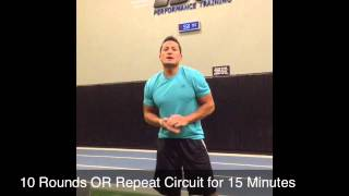 Workout Of The Week Portland Personal Trainer Marlin Bernabe