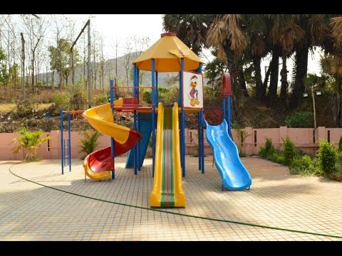 Kids Playground Equipment For School (MAPS34)