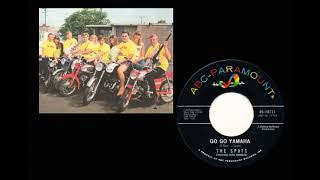 11 The Spats - Go Go Yamaha