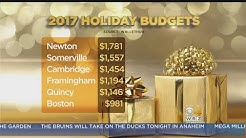 How Much Does The Boston Area Spend On Holiday Shopping?