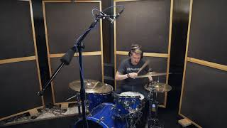 PreSonus PM-2 microphones: Josh Nee on Drums