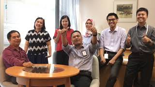 """""""For Our Lovely Pak AK"""" - Video by Internal Audit CIMB Niaga"""