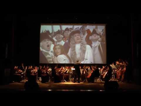 МИРОВЫЕ САУНДТРЕКИ (2 часть) Симфонический оркестр 5.10.2016 ГЦК