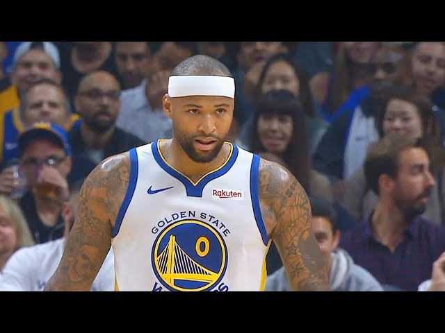 DeMarcus Cousins' Warriors Debut Impresses Stephen Curry & Kevin Durant! Warriors vs Clippers
