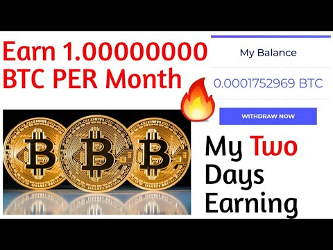 1.0000000 BTC PER Month🔥Earn Bitcoin In Nepal For Free .🔥