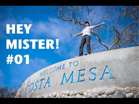 Hey Mister! (Episode 01) TACO MESA / SAVE OUR YOUTH CENTER