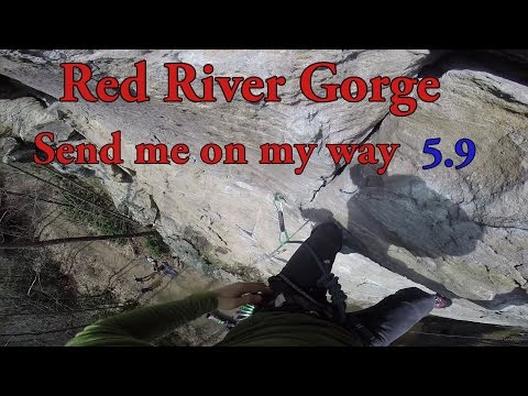 Red River Gorge   Send Me On My Way 5 9