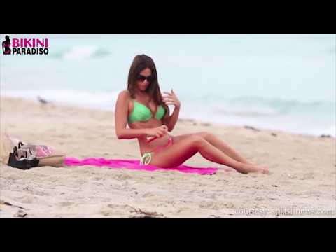 Hot Bikini Girls Getting Naughty & Dirty On The Beach Compilation