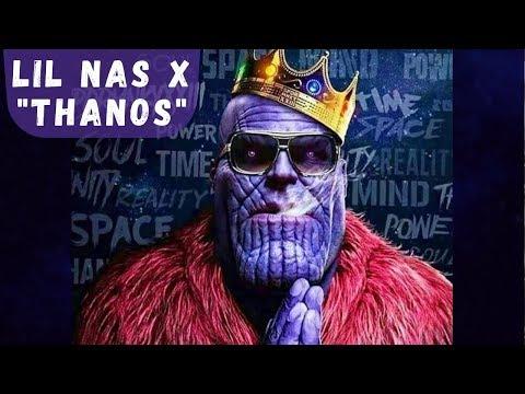 Lil Nas X - Thanos Lyric