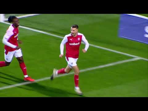 Rotherham Sheffield Wed Goals And Highlights