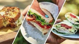 3 SUPER EASY Luฑch Ideas for Camping