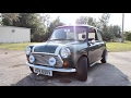 1981 Austin Mini Cooper   Start Up, Exhaust, Revs, & Launch!