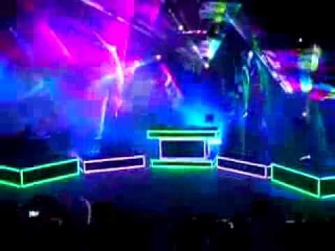 Pretty Lights LIVE BAND - Red Rocks 2013 - Samso Remix