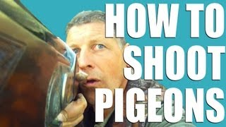 Fieldsports Britain : How to shoot pigeons + muntjac stalking  (episode 180)