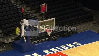 NY:MADISON SQUARE GARDEN REOPENS AFTER RENOVATION