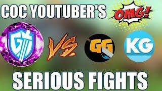 General tony vs klaus gaming vs galadon||ft new rivals|| clash of clans||in hindi||coc dying||dead
