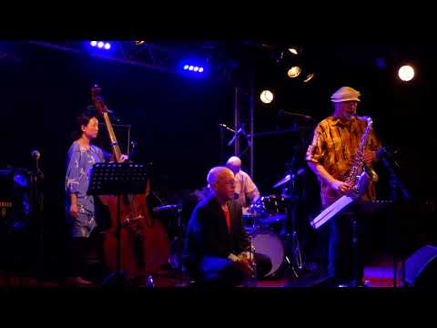 Joe Lovano & Dave Douglas - Dream State / The Corner Tavern (New Morning - Paris - May 7th 2018)