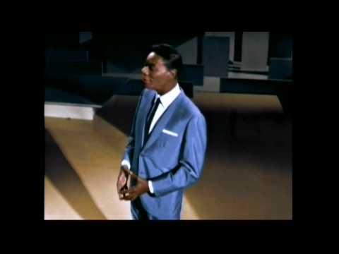 Nat King Cole - Mona Lisa (Live HD-Technicolor)