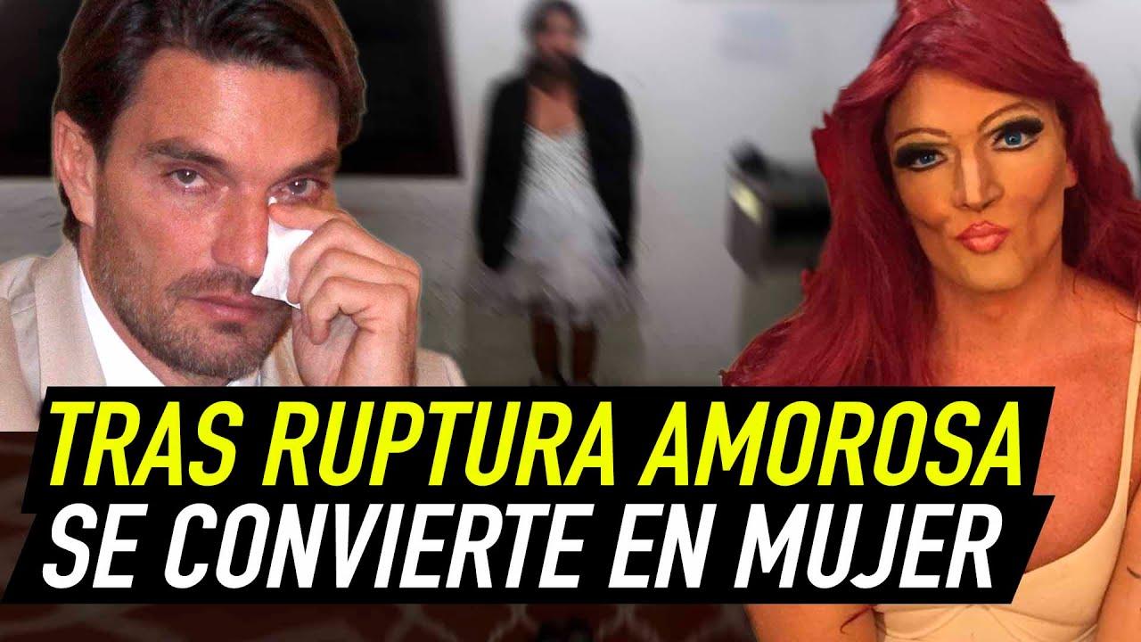 Download TRAS RUPTURA AMOROSA, Famoso Actor SE CONVIERTE EN MUJER.