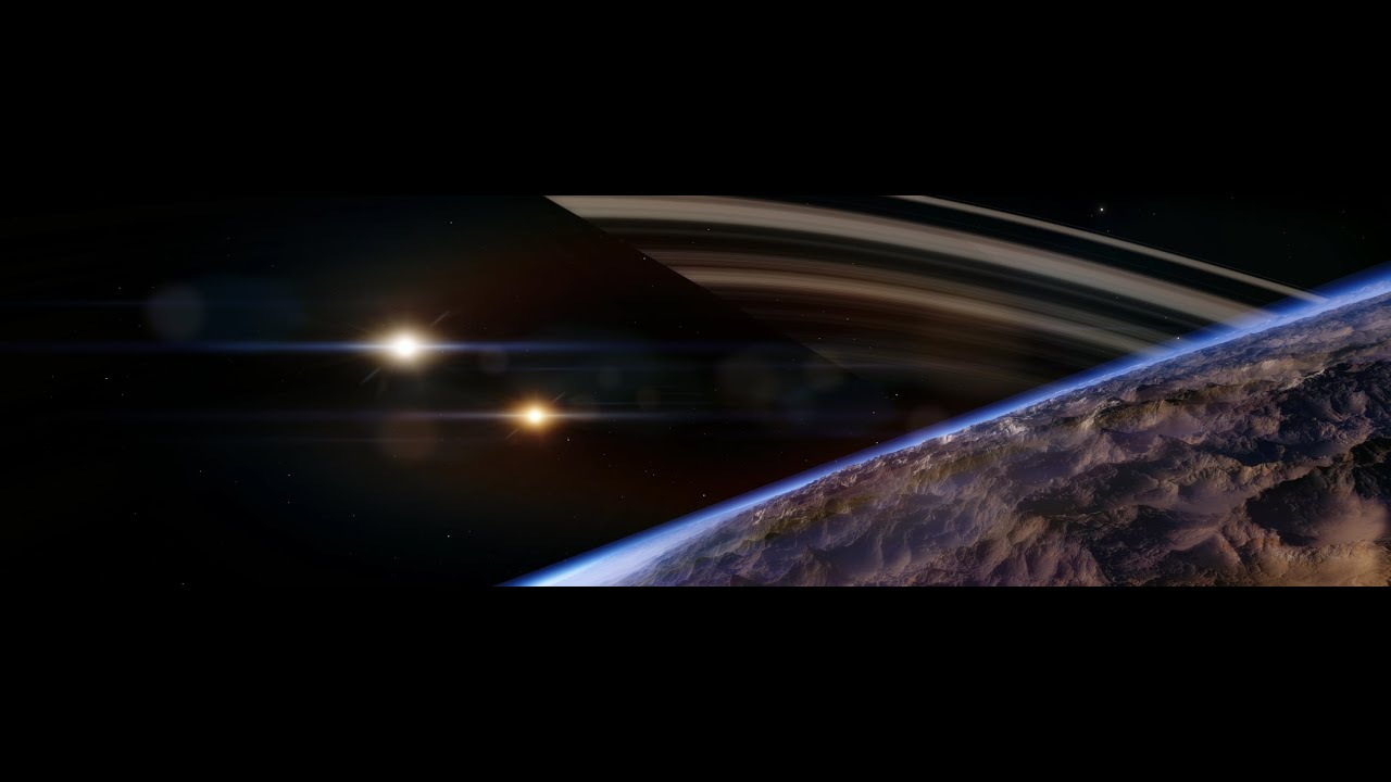 Download Lost in Space 2 (Space Engine 4K Film)