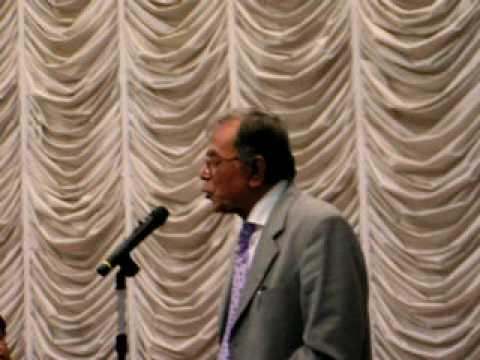 Speaker of Bangladesh Parliament Abdul Hamid in Japan part2