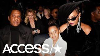 Blue Ivy Carter Had A Hilarious Reaction To Beyoncé & Jay Z