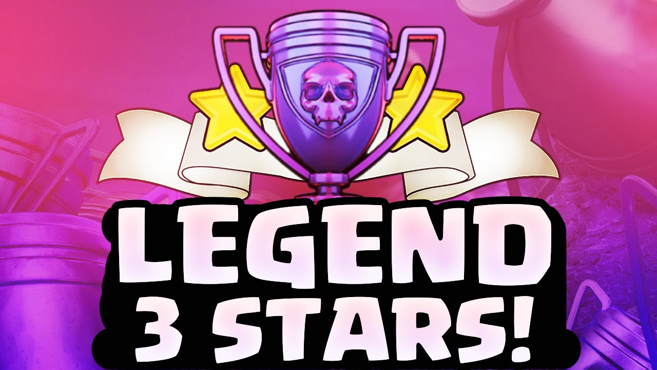 Legend Three Stars  E  A Coc  E  A Youtube