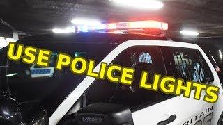 Emergency Lights 101