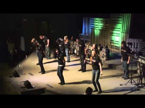 Driven Drama- I Can't Live Without You- Tye Tribbett