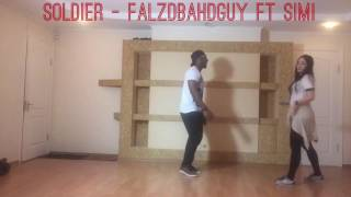 FALZ - SOLDIER - [Official Dance video] Ft SIMI | Dacypher