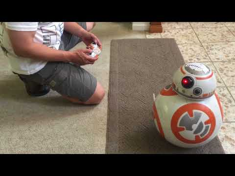 Spin Master Hero Droid BB-8 Review