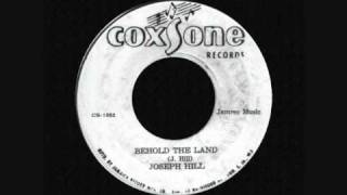 Joseph Hill - Behold The Land (Studio One)