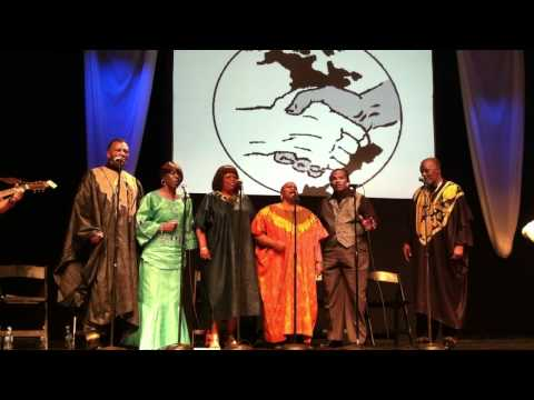 """SNCC Freedom Singers - """"Ballad of the Sit-Ins"""""""