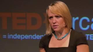 "High dive: are we creating ""Big Marijuana""? | Hilary Bricken | TEDxOrcasIsland"