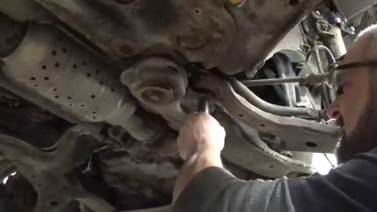 Front Lower Control Arm  Ball Joint  Hyundai Santa Fe  YouTube