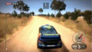 DiRT 1 Gameplay 1080p Maxed out on EVGA GTX 460