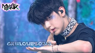 TOMORROW X TOGETHER - 0X1=LOVESONG(I Know I Love You) (Music Bank Special) | KBS WORLD TV 210625