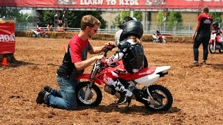 Honda Junior Red Riders - Program Review