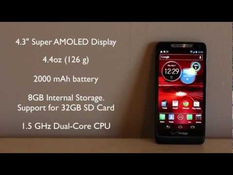 Motorola Droid Razr M Review